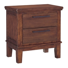 Signature Design by Ashley Ralene 2 Drawer Night Stand