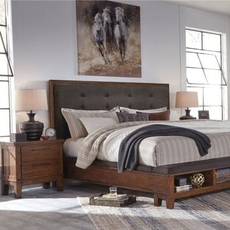 Signature Design by Ashley Ralene 5 Piece King Bedroom Group