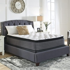Full Ashley Sierra Sleep Limited Edition Pillow Top Bed in a Box Mattress