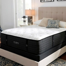 King Ashley Sleep Loft and Madison Luxury Firm 16 Inch Mattress