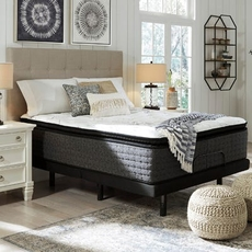 Queen Ashley Sierra Sleep Manhattan Design District Firm Pillow Top Bed in a Box Mattress