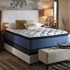 Full Ashley Sierra Sleep Mt Dana Ltd Euro Top Bed in a Box Mattress
