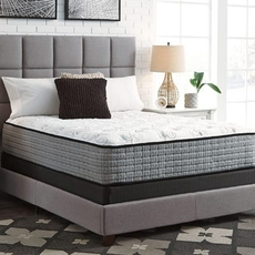 Queen Ashley Sierra Sleep Mt Rogers Ltd Plush Bed in a Box Mattress