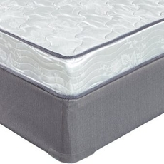 Queen Ashley Sierra Sleep Sierra Firm Bed in a Box Mattress