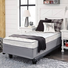 Twin Ashley Sierra Sleep Sierra 6 Inch Firm Bed in a Box Mattress