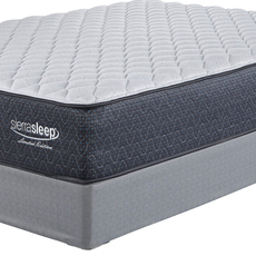 King Sierra Sleep by Ashley Limited Edition Pillow Top Mattress
