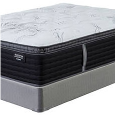 Cal King Sierra Sleep by Ashley Manhattan Design District Plush Pillow Top Mattress