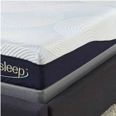 Twin Sierra Sleep by Ashley Mygel 9 Inch Mattress