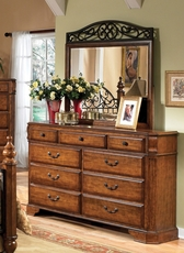 Signature Design by Ashley Woodhaven Dresser