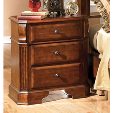 Signature Design by Ashley Woodhaven Nightstand Pair