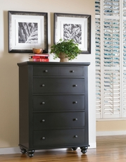 aspenhome Cambridge Chest in Black