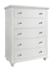 aspenhome Cambridge Kid's Chest in Eggshell