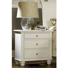 aspenhome Cambridge Nightstand in Eggshell