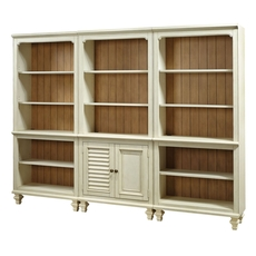 aspenhome Cottonwood Bookcase Wall