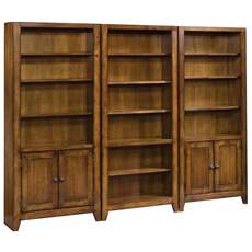 aspenhome Cross Country Open Bookcase