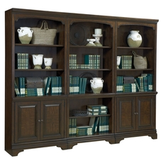 aspenhome Essex Bookcase Wall