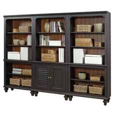 aspenhome Ravenwood Bookcase Wall