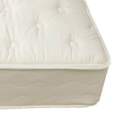 King Aspen Natural Foam-Free 11 Inch Mattress
