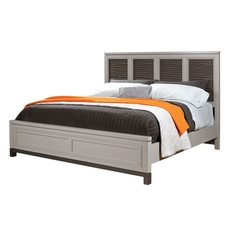 aspenhome Hyde Park King Liquid Panel Bed