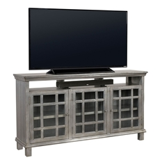 aspenhome Preferences 65 Inch Console in Metallic