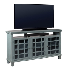 aspenhome Preferences 65 Inch Console in Sable Blue