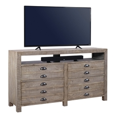 aspenhome Printworks 65 Inch Console in Oyster