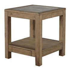 aspenhome Tildon Power End Table