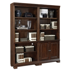 aspenhome Weston Bookcase Wall