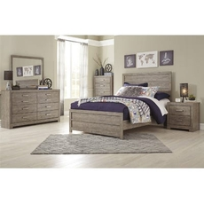 Signature Design by Ashley Culverbach Full Panel 5 Piece Bedroom Set