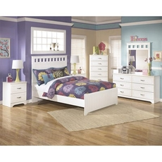 Signature Design by Ashley Lulu Full 5 Piece Bedroom Set