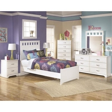 Signature Design by Ashley Lulu Twin 5 Piece Bedroom Set