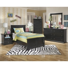 Signature Design by Ashley Maribel Twin 5 Piece Bedroom Set
