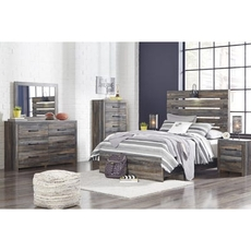 Signature Design by Ashley Drystan Full 5 Piece Bedroom Set