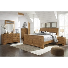 Signature Design by Ashley Bittersweet King Sleigh 5 Piece Bedroom Set