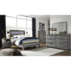 Signature Design by Ashley Baystorm Full 5 Piece Bedroom Set