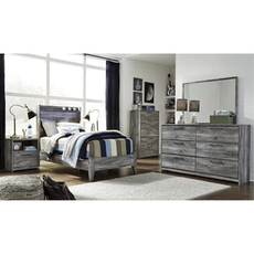 Signature Design by Ashley Baystorm Twin 5 Piece Bedroom Set
