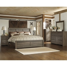 Signature Design by Ashley Juararo King Panel 5 Piece Bedroom Set