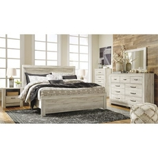 Signature Design by Ashley Bellaby Queen Panel 5 Piece Bedroom Set