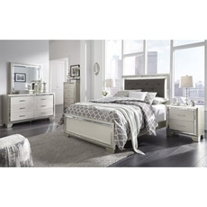 Signature Design by Ashley Lonnix Full 5 Piece Bedroom Set
