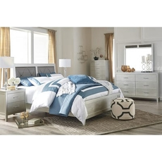 Signature Design by Ashley Olivet Queen Panel 5 Piece Bedroom Set