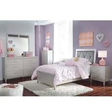 Signature Design by Ashley Olivet Twin 5 Piece Bedroom Set