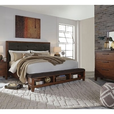 Signature Design by Ashley Ralene 4 Piece King Bedroom Group
