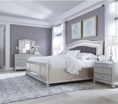Signature Design by Ashley Coralayne 4 Piece Queen Bedroom Group