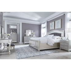 Signature Design by Ashley Coralayne 5 Piece Cal King Bedroom Group