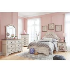 Signature Design by Ashley Realyn Full 5 Piece Bedroom Set