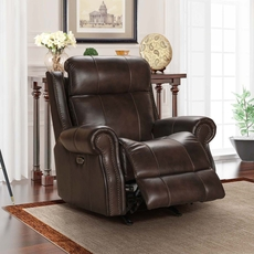 Barcalounger Demara Rocker Recliner with Power Recline and Power Headrest
