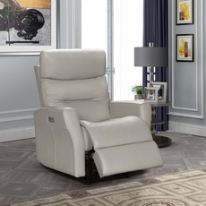 Barcalounger Donavan Rocker Recliner with Power Recline, Power Headrest & Power Lumbar