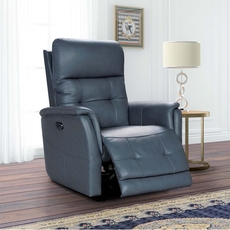 Barcalounger Horton Rocker Recliner with Power Recline and Power Headrest