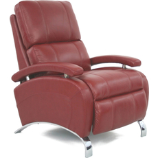 Barcalounger Oracle II Recliner in Stargo Red