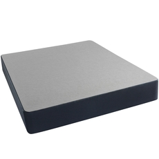 Cal King Beautyrest Silver Standard Height Box Spring - Foundation
